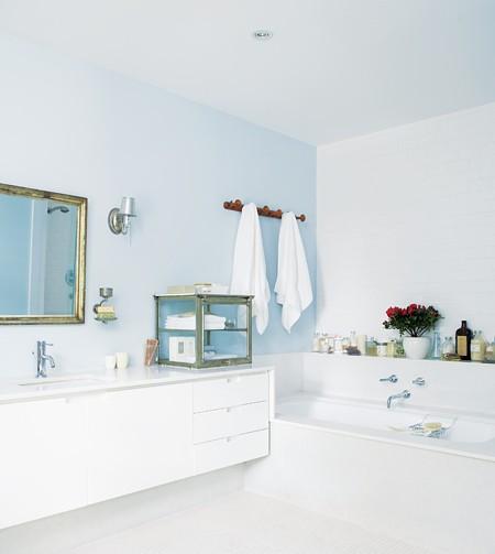 photos 10 interieurs bleu poudre