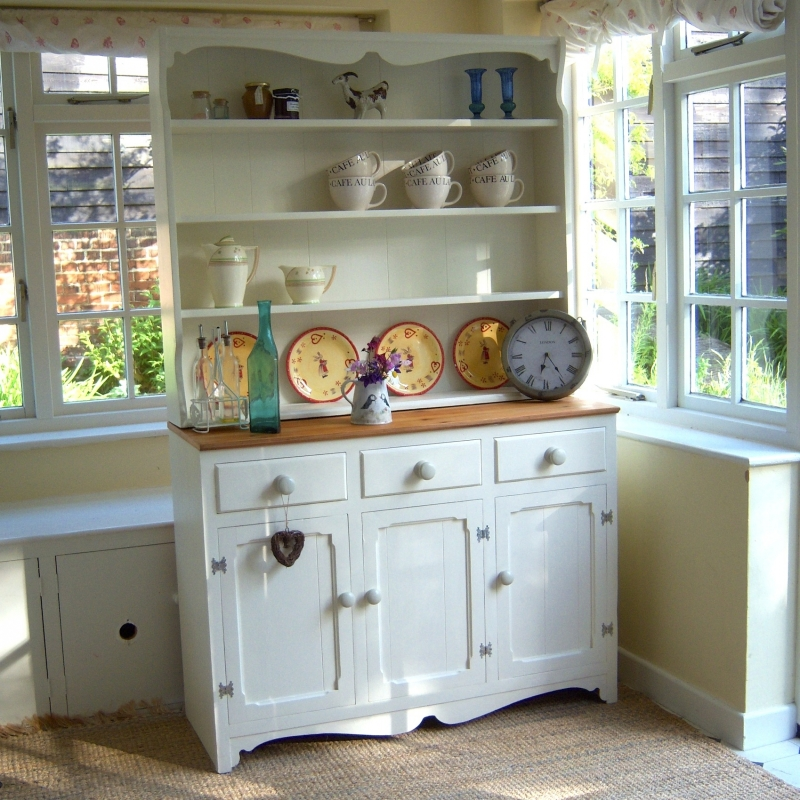 kitchen dresser cheap towels gorgeous pine and cream dressers maison