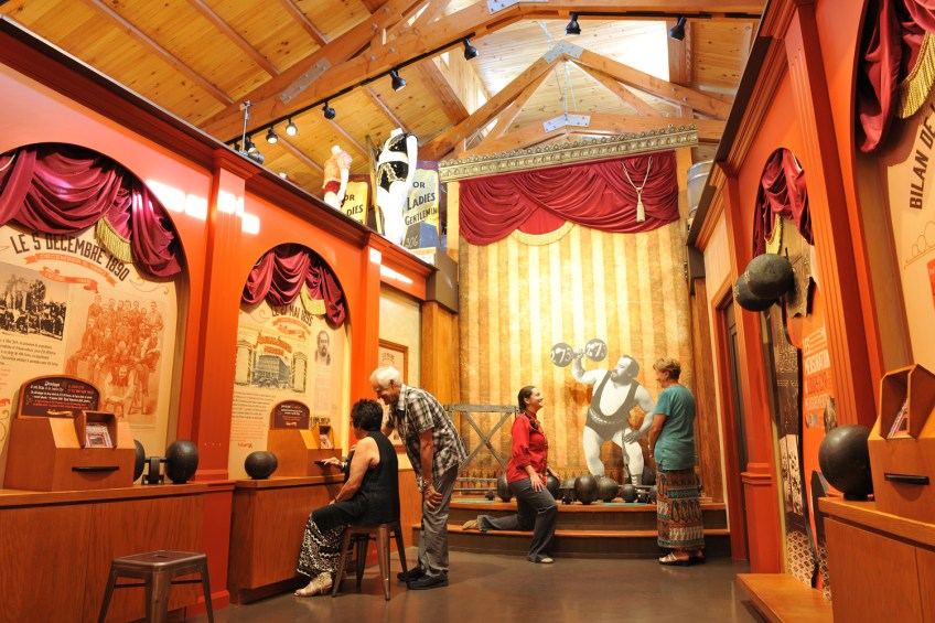 Visitez la Maison Louis-Cyr - VOTRE musée à Saint-Jean-de-Matha, dans Lanaudière