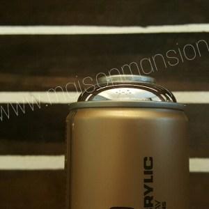 Montana GOLD spuitverf Chrome zilver 400 ml