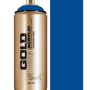 Montana Gold spuitbus Shock blauw 400 ml