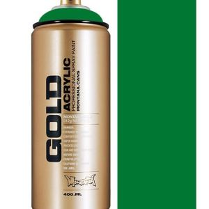 Montana GOLD spuitverf Shock groen 400 ml