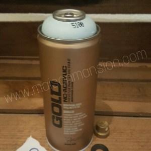 Montana GOLD spuitverf Malachite light 400 ml