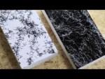 Montana Marmer Effect Spuitbussen 400ml wit