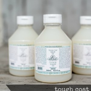 Miss Mustard Seed's Tough Coat Clear 500 ml