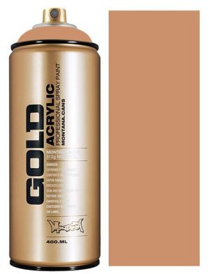 Montana Gold spuitbus Toffee 400 ml