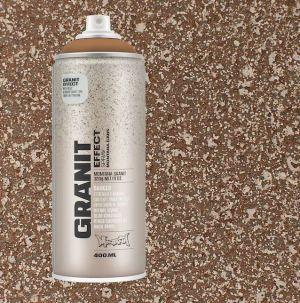 Graniet bruine spuitbus