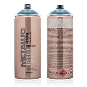 Montana Metallic Spuitbus Caribbean 400 ml