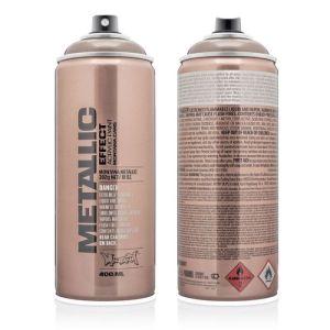 Montana Metallic Spuitbus Champagne 400 ml