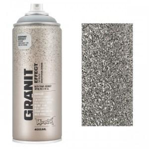 Montana Graniet effect spuitbus grijs 400 ml