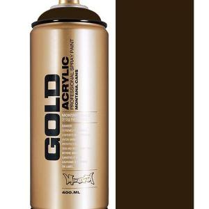 Montana Gold spuitbus Shock Donker Bruin 400 ml