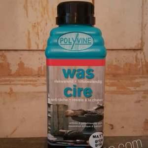 Verniswas Grijs extra mat 500 ml Polyvine