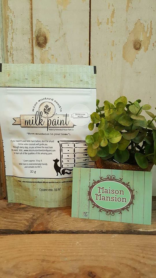 miss mustard seed milkpaint tester maisonmansion farmhouse white