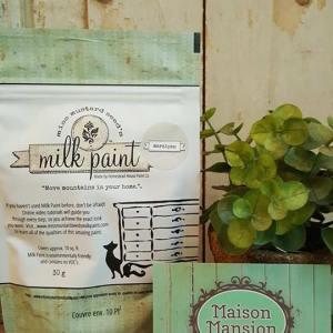 Miss Mustard Seed's Milk paint Marzipan