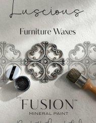 zwarte wax, black wax, fusion wax , Fusion mineral paint black wax