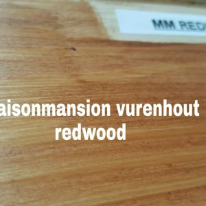 Woodstain Redwood 1 liter