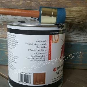 Woodstain Light Oak 1 liter