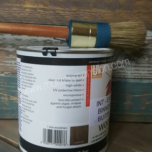 Woodstain Walnut 1 liter
