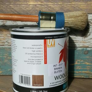 Woodstain Mahony 1 liter
