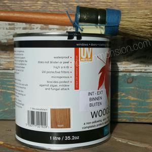 Woodstain Teak 1 liter