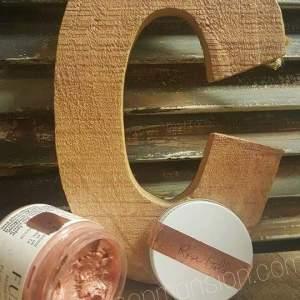 Rose Gold Metalic wax 50mg