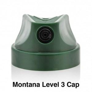 Montana Level 3 Cap