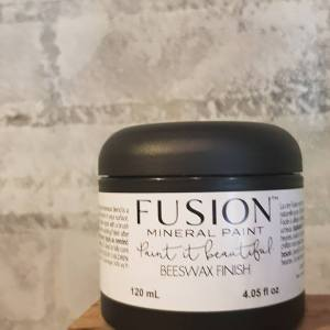 Fusion Beeswax Finish 120 ml