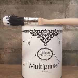 Multiprimer met witte kleurblocker 1 liter MaisonMansion