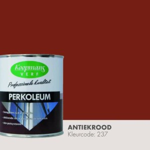 Perkoleum Antiekrood 750 ml