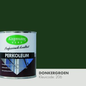 Perkoleum Donkergroen 750 ml