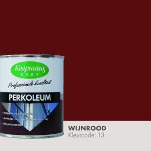 Perkoleum Wijnrood 750 ml