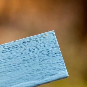 Muurverf  Rain blauw grijs tester