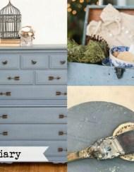 Miss mustard seeds, Milk paint, Aviary, Aviary milk paint, maisonmansion,