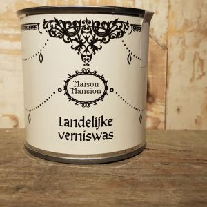 Landelijk verniswas MaisonMansion 250 ml