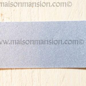 Metallic muurverf Blue Grey 1 liter
