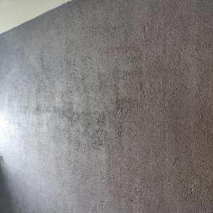 Dark Purple Metallic muurverf 1 liter Maisonmansion
