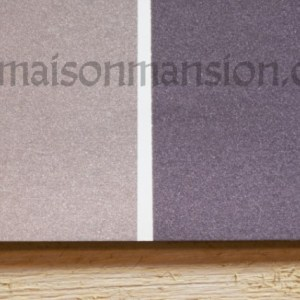 Metallic muurverf Dark Purple 1 liter Maisonmansion