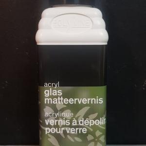 Glas Matteer vernis 500 ml