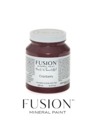 Fusion Mineral Paint Cranberry 500 ml