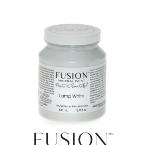 Fusion Mineral Paint Lamp White 500 ml