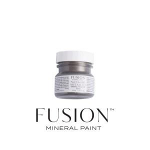 Fusion Tester Metallic Fusion Brushed Steel