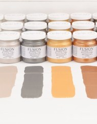 Fusion Mineral Paint Metallic Pearl 250 ml