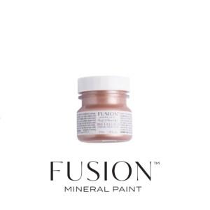 Fusion Tester Metallic Fusion Rose Gold