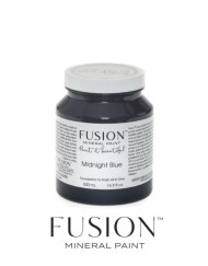 Fusion Mineral Paint Midnight Blue 500 ml