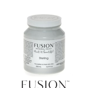 Fusion Mineral Paint Sterling 500 ml