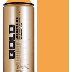 Blast Orange Montana Gold spuitbus 400 ml