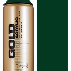 Montana Gold spuitbus Jungle Green 400 ml