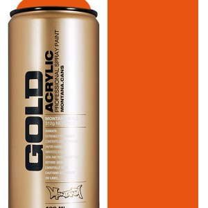 Montana Gold spuitbus Pure Orange 400 ml