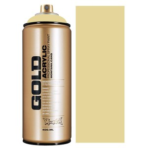 Montana Gold spuitbus Sahara Yellow 400 ml