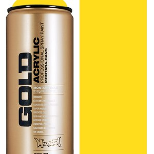 Shock Yellow Light Montana spuitbus  400 ml